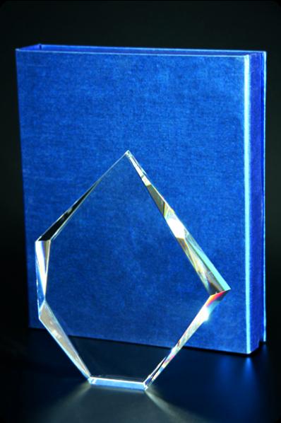 Vierkante Plaquette
