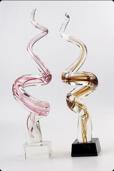 Gekruld Glas