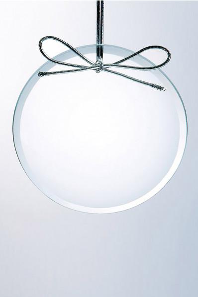 Krążek ze szkła